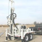 simco 2400 sk-1 geotechnical drilling rig