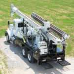 simco 7000 water well drilling rig
