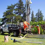 water well drilling rig specifications