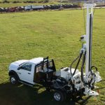SIMCO water well drill
