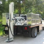 pavement test core drilling for sale