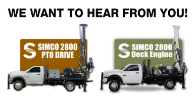 Permalink to Market Special – SIMCO 2800 Drilling Rig Owners – ENTER TO WIN!