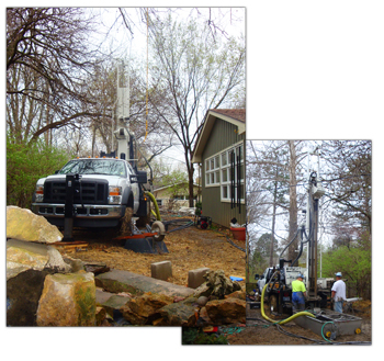 Permalink to The SIMCO 2800 Geothermal Drilling Rig Versatility